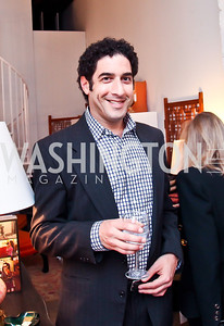 "Lee Brenner. Photo by Tony Powell. Karin Tanabe ""The List"" book party. Showroom 1412. February 28, 2013"