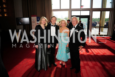Laura Denise Bisogniero,Italian Amb,Claudio Bisgniero,Mary Ourisman,Mandy Ourisman,May 5,2013,Kennedy Center Spring Gala,Kyle Samperton