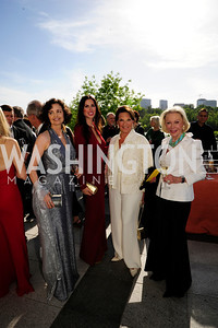 Judy Shelton,Amy Baier,Grace Bender,Marion Rosenthal, May 5,2013,Kennedy Center Spring Gala,Kyle Samperton