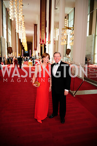 Ann Free,Jim Free,May 5,2013,Kennedy Center Spring Gala,Kyle Samperton