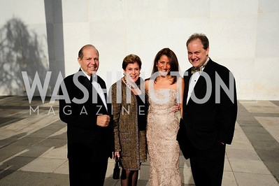 Dick Dubin,Liz Dubin,Paul Carter,Paul Carter,May 5,2013,Kennedy Center Spring Gala,Kyle Samperton