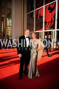 James Morrison,Alison Morrison,May 5,2013,Kennedy Center Spring Gala,Kyle Samperton