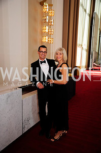 Louis Naymik,Lisa Naymik , May 5,2013,Kennedy Center Spring Gala,Kyle Samperton