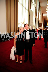 Jane Harmon,Mayor Bill Mayer, May 5,2013,Kennedy Center Spring Gala,Kyle Samperton