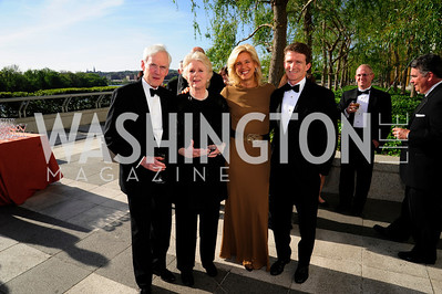 Mallory  Walker,Diana Walker,Sheila Walker,Willie Walker,May 5,2013,Kennedy Center Spring Gala,Kyle Samperton