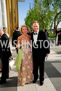 Elizabeth Keefer,Jim Handley,May 5,2013,Kennedy Center Spring Gala,Kyle Samperton
