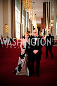 Adrienne Arsht,David Rubenstein, May 5,2013,Kennedy Center Spring Gala,Kyle Samperton