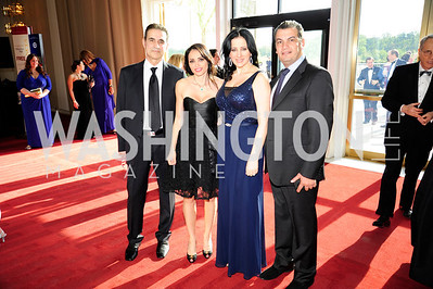 Mohama Salak,Diala Awada,Pauline Nabr,George Chouary,,May 5,2013,Kennedy Center Spring Gala,Kyle Samperton