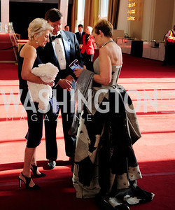 Jane Harmon,Mayor Bill Mayer,  Adrienne Arsht,May 5,2013,Kennedy Center Spring Gala,Kyle Samperton