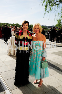 Sue Cobb,Mary Ourisman,May 5,2013,Kennedy Center Spring Gala,Kyle Samperton