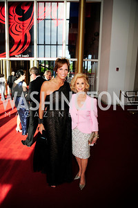 Laura Hunt,Wilma  Bernstein,May 5,2013,Kennedy Center Spring Gala,Kyle Samperton