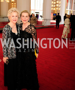 Pat York,Jeanne Ruesch,May 5,2013,Kennedy Center Spring Gala,Kyle Samperton