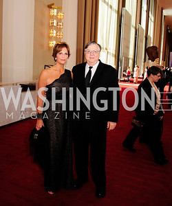 Laura Hunt,Chuck Ortner, May 5,2013,Kennedy Center Spring Gala,Kyle Samperton