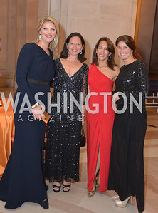 Allison Morrison, Elise Keegan, Suzette O'Connor	Erin Fry,LUNGevity Foundation's Musical Celebration of Hope.  Andrew Mellon Auditorium.  October 26, 2013.  Photo by Ben Droz.