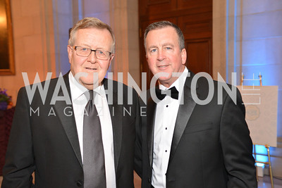 David Boggs, Robert Norton, LUNGevity Foundation's Musical Celebration of Hope.  Andrew Mellon Auditorium.  October 26, 2013.  Photo by Ben Droz.