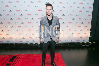 Prince Royce. Photo by Alfredo Flores. Latino Inaugural 2013. John F. Kennedy Center for the Performing Arts. January 20, 2013.