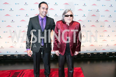 Jose Feliciano. Photo by Alfredo Flores. Latino Inaugural 2013. John F. Kennedy Center for the Performing Arts. January 20, 2013.