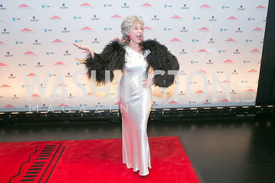 Rita Moreno. Photo by Alfredo Flores. Latino Inaugural 2013. John F. Kennedy Center for the Performing Arts. January 20, 2013.