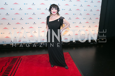 Chita Rivera. Photo by Alfredo Flores. Latino Inaugural 2013. John F. Kennedy Center for the Performing Arts. January 20, 2013.