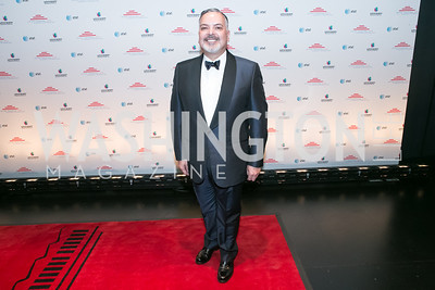 Henry Munoz III. Photo by Alfredo Flores. Latino Inaugural 2013. John F. Kennedy Center for the Performing Arts. January 20, 2013.