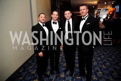 Brad Scarborough,Matthew Beaver,Jeremy McCullam,Randy Randolph,March 23,2013,Leukemia Ball 2013,Kyle Samperton