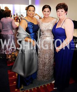 Gabrielle Urquhart,Tamara Darvish,Candy Duncan,March 23,2013,Leukemia Ball 2013,Kyle Samperton