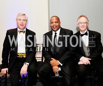 John Castellani, Rod Bennett,  Loo Katz,March 23,2013,Leukemia Ball 2013,Kyle Samperton