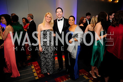 Amanda Tiede,Tommy Cleaver,Gabrielle Urquhart,March 23,2013,Leukemia Ball 2013,Kyle Samperton