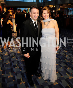 Eric Cohen,Micheline Toussaint,March 23,2013,Leukemia Ball 2013,Kyle Samperton