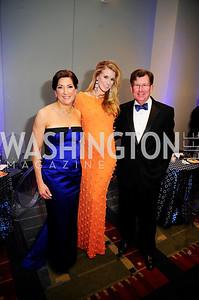 Barbara Werther,Cassandra  Tressler,Michael Anthony,March 23,2013,Leukemia Ball 2013,Kyle Samperton