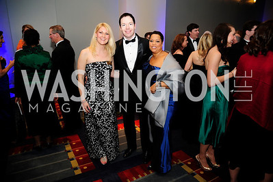 Amanda Tiede,Tommy Cleaver,Gabrielle Urquhart,March 23,2013,Leukemia Ball 2013,Kyle Samperton