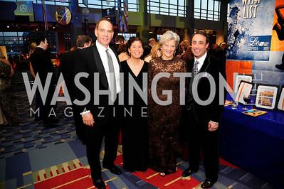Eric Wilson,Vivian Wilson ,Martha Ann Alito,Dominic Capolgo,March 23,2013,Leukemia Ball 2013,Kyle Samperton