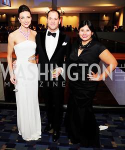 Kate Michaels,Michael Andrews,Cheryl Romero,March 23,2013,Leukemia Ball 2013,Kyle Samperton