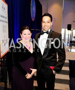Jane Ruby Sim Khan,March 23,2013,Leukemia Ball 2013,Kyle Samperton