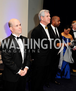 Tom DiLenge,John Castellani, Rod Bennett, Gabrielle Urquhart,March 23,2013,Leukemia Ball 2013,Kyle Samperton