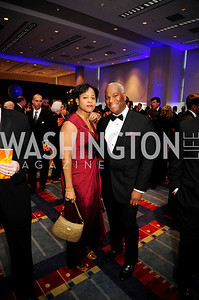 Janell Duncan,Larry Duncan,March 23,2013,Leukemia Ball 2013,Kyle Samperton
