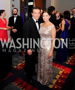 Hamid Fallahi,Tamara Darvish,March 23,2013,Leukemia Ball 2013,Kyle Samperton
