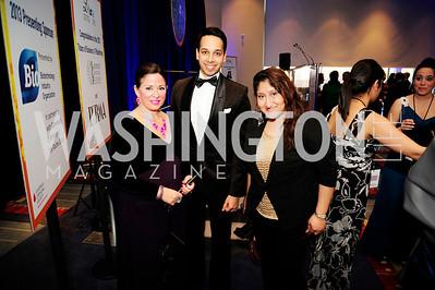 Jane Ruby Sim Khan,Gedalia Vera,March 23,2013,Leukemia Ball 2013,Kyle Samperton