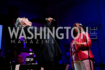Arturo Sandoval, Patti Austin. Photo by Tony Powell. Gershwin Prize Celebrating the Music of Carole King. Library of Congress. May 21, 2013