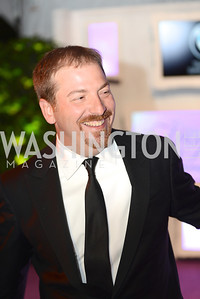Chuck Todd, White House Correspondents' Dinner Afterparty hosted by MSNBC.  Red Carpet at the Italian Embassy. Saturday April 27, 2013.  Photo by Ben Droz.