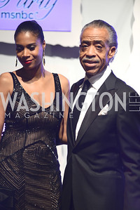 Rev. Al Sharpton, White House Correspondents' Dinner Afterparty hosted by MSNBC.  Red Carpet at the Italian Embassy. Saturday April 27, 2013.  Photo by Ben Droz.