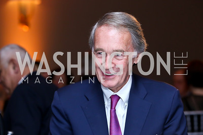 Senator Ed Markey. Photo by Tony Powell. Marie Curie Charity Gala 2013. Ritz Carlton. October 29, 2013
