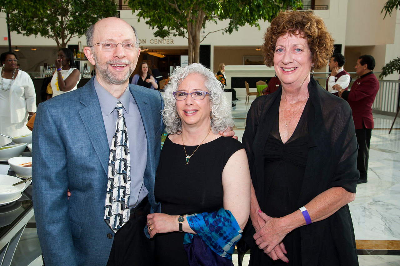 Mciahel Plotnick, Debbie Plotnick, Laura Kennedy