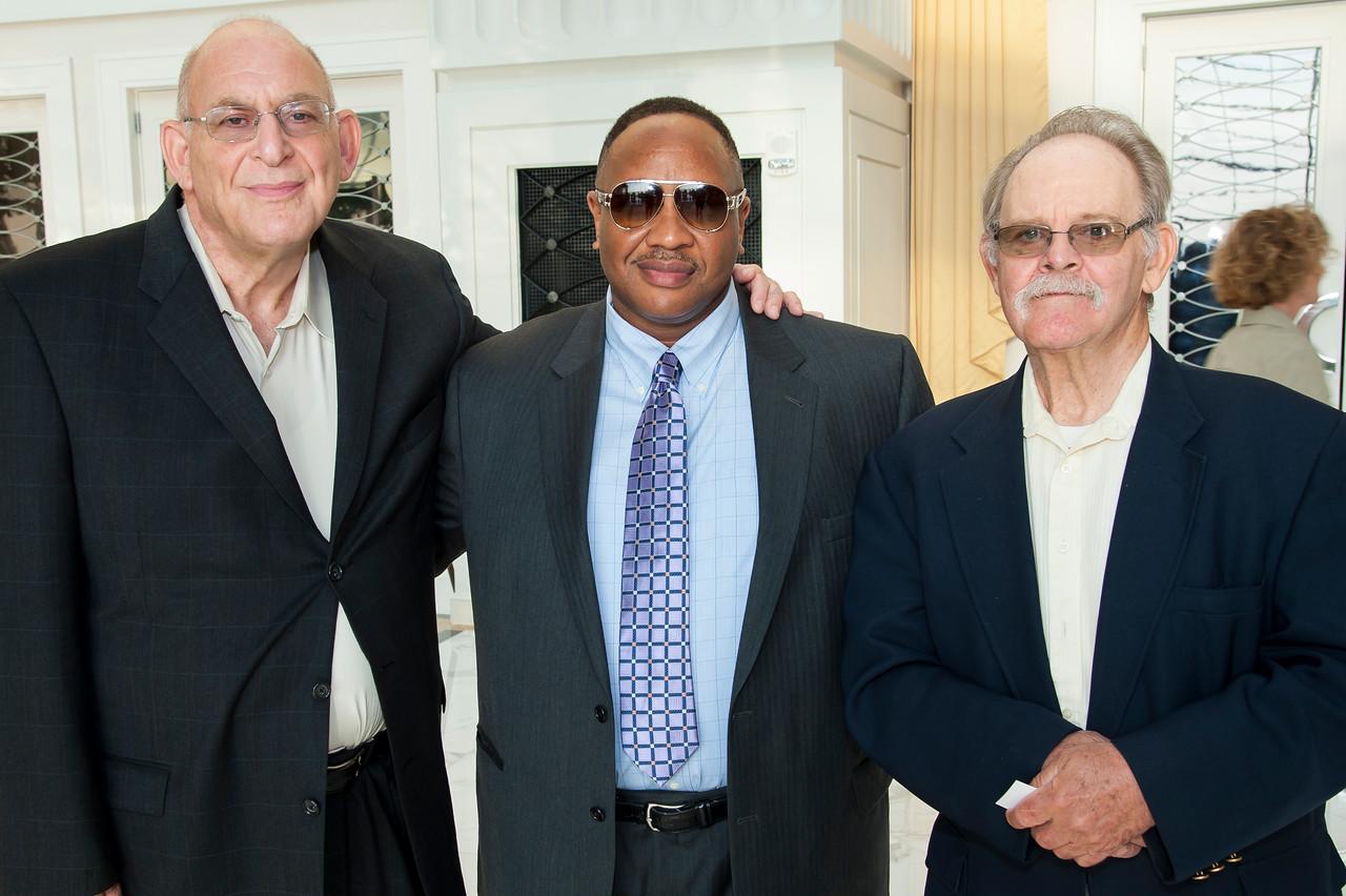 Jeff Shair, Michael Little, Gerald Browhard