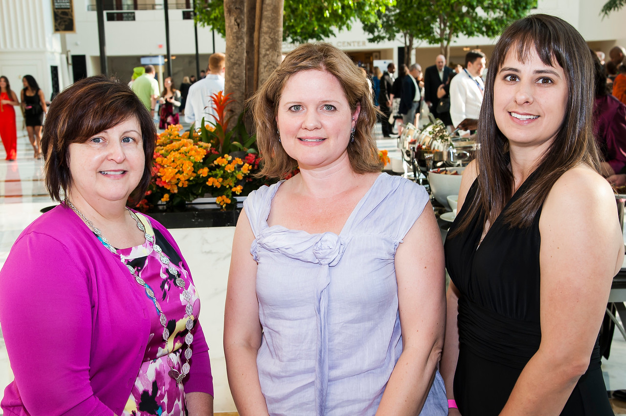 Kelly Batte, Debblie Ellis, Cathy Ryan