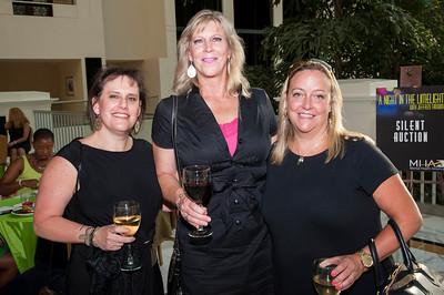 Elisa Cohen, Karen Vogel, Liz Pohland