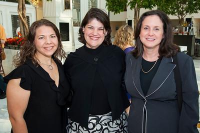 Wendi Fralick, Julie Burke, Cynthia Folcarelli