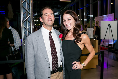 Mark Zetlin, Zsuzsi Zetlin. Photo by Alfredo Flores. Mercedes-Benz CLA Launch. Mercedes-Benz of Arlington. October 3, 2013