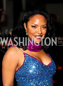 Actress Lynn Whitfield. Photo by Tony Powell. Midnight Down Under. The Hamilton. January 21, 2013