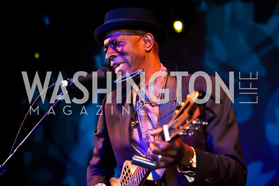 Keb' Mo. Photo by Tony Powell. Midnight Down Under. The Hamilton. January 21, 2013